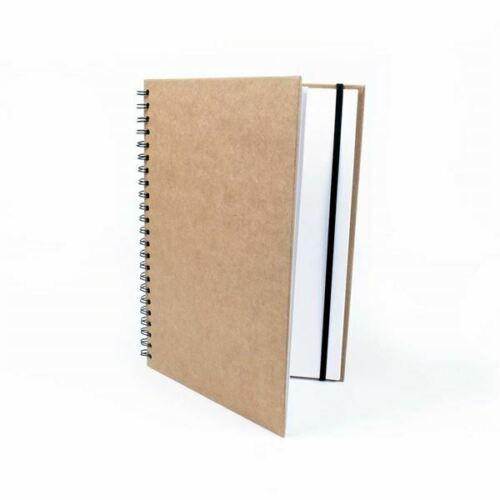 Seawhite Indie Kraft Cover Sketch Book - A4,  A3
