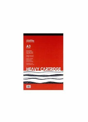 Seawhite Heavy Cartridge Paper Pad