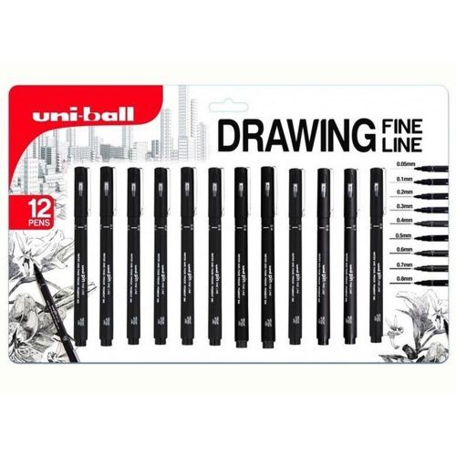 Uni-ball - PIN Fine Liner Drawing Pen