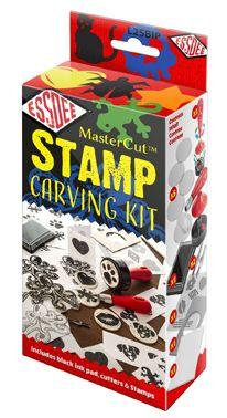 Essdee Master Cut Stamp Carving Kit