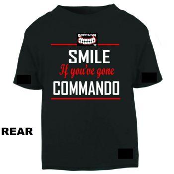 "M- Grinfactor ""Going Commando"" T shirt"