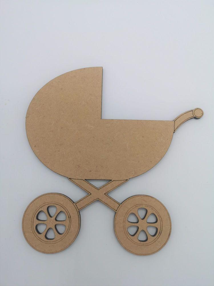 Baby Blank Craft Shape