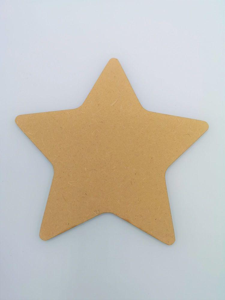 Baby Star Blank Craft Shape