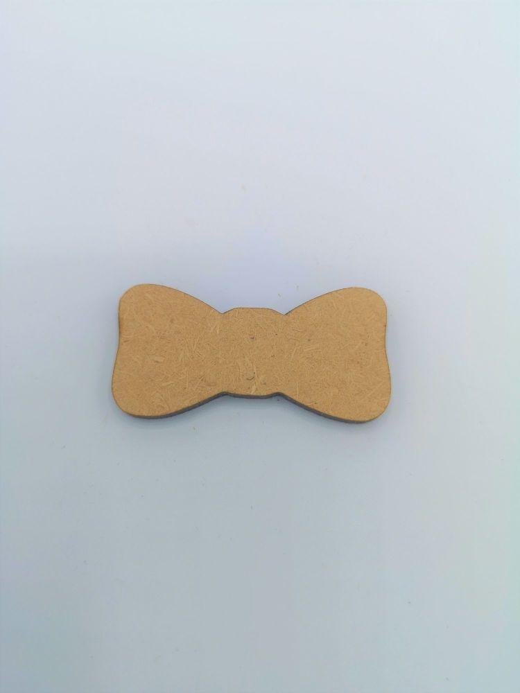 Baby Bow Tie Blank Craft Shape