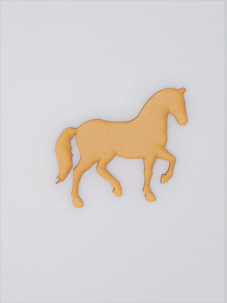 Wooden Horse - Craft Shape