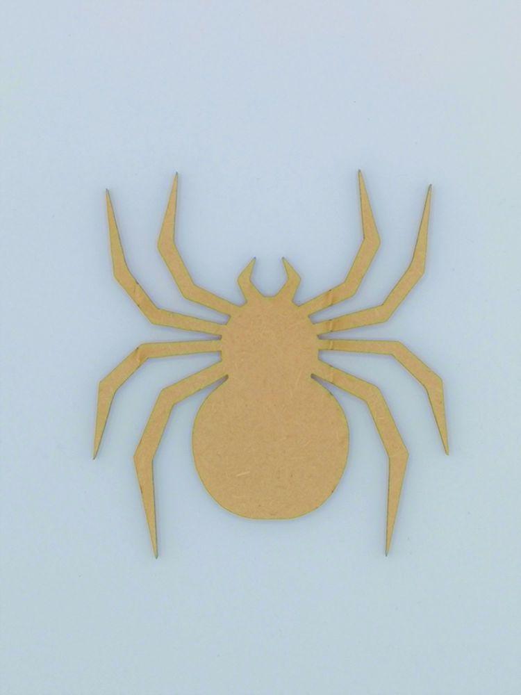 Wooden Spider - Craft Shape