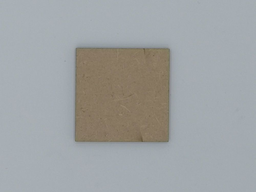Wooden Square - Craft Shape