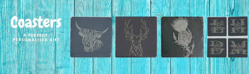 Personalised Coasters