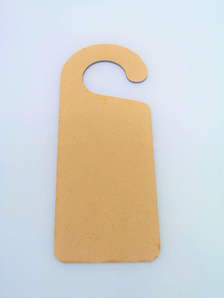 Wooden Door Hangers - Pack of 9