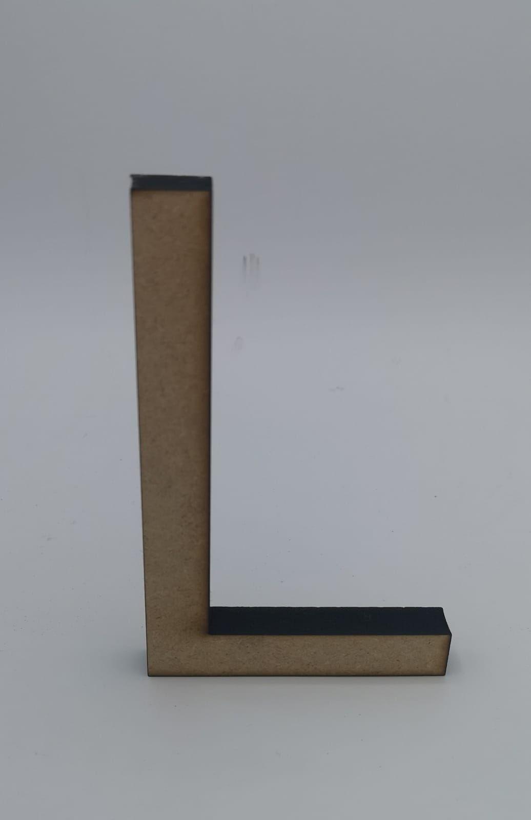 Freestanding Letter