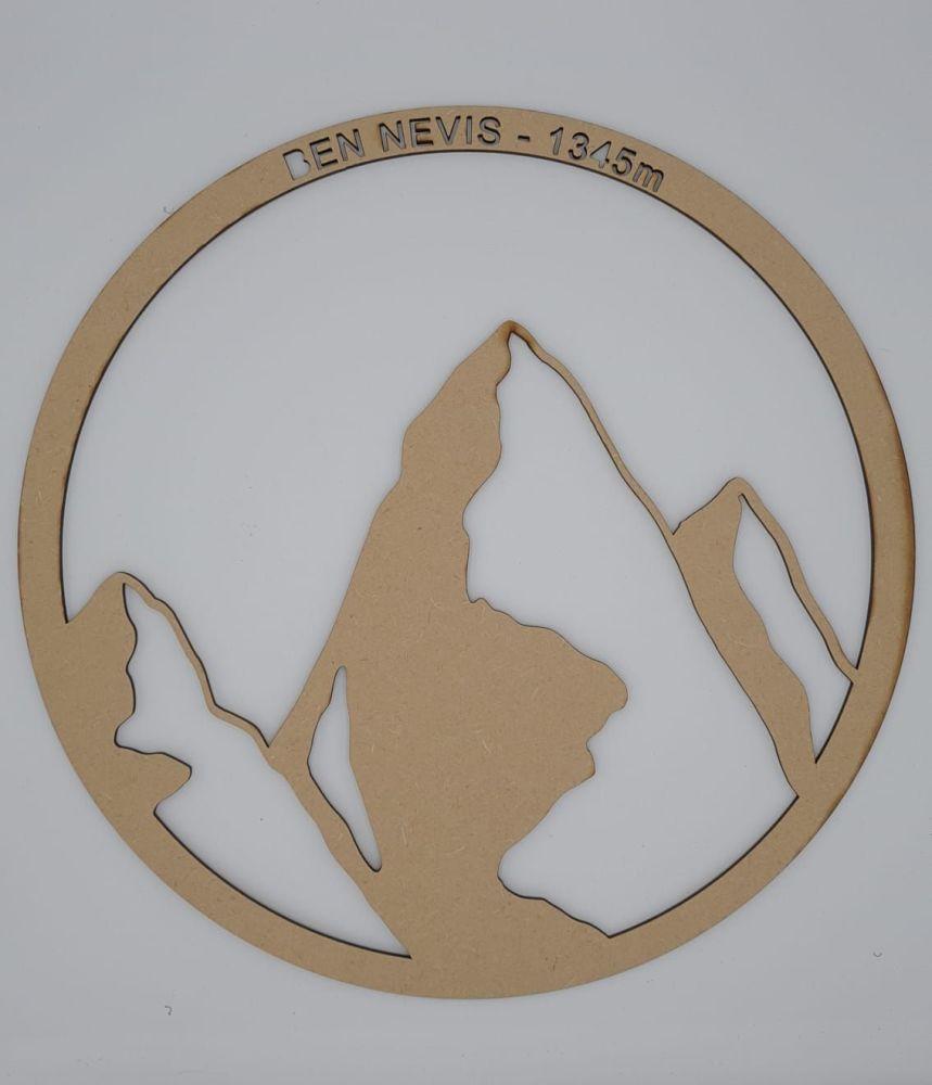 Ben Nevis - Wall Hanging