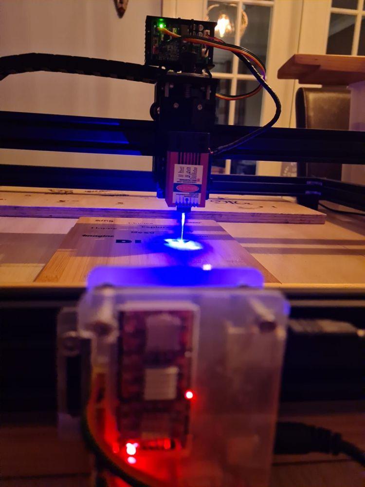 Laser Engraver UK