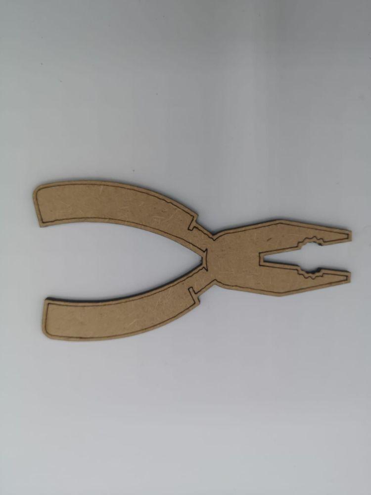 Wooden Pliers