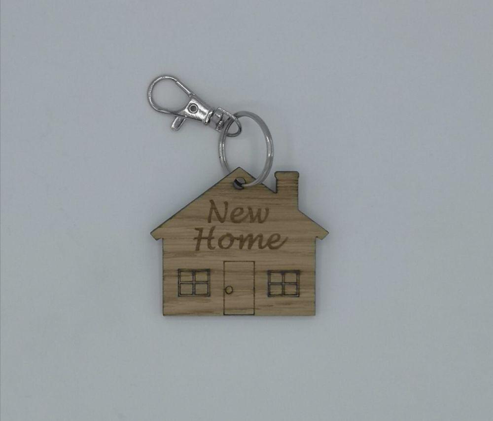 New Home Keyring