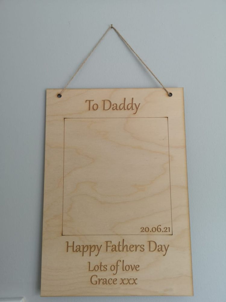 Fathers Day Drawing Board