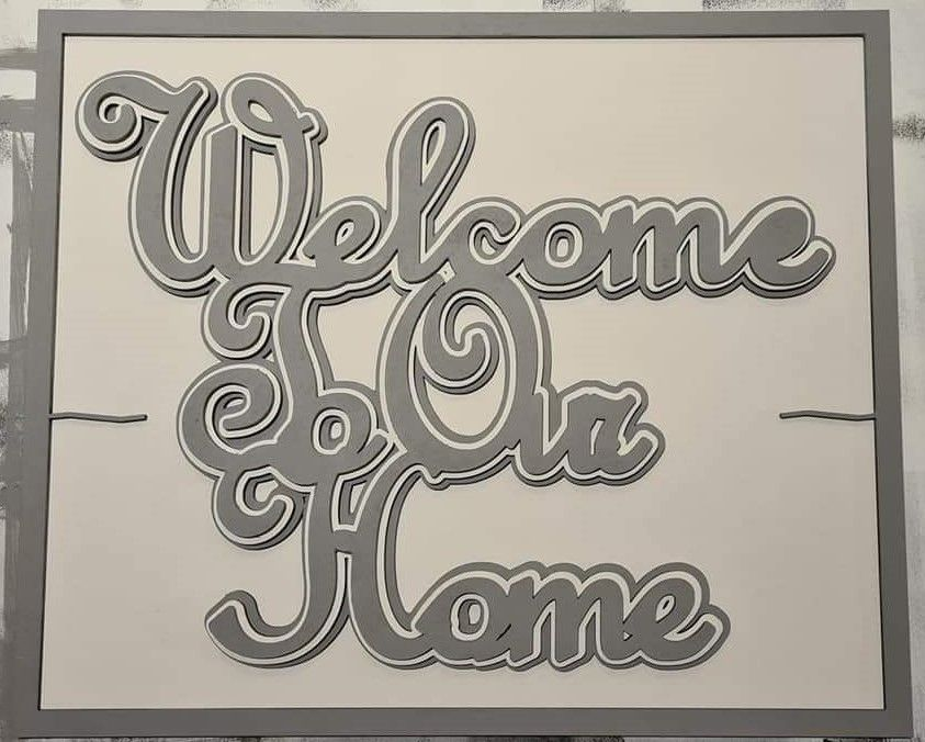 Welcome to Our Home Craft Kit