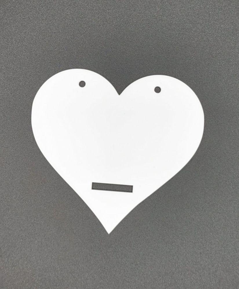 Heart Bow Holder