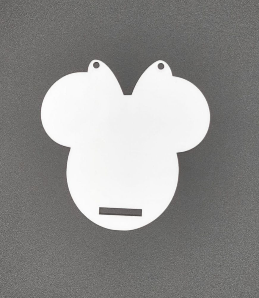 Girl Mouse Bow Holder