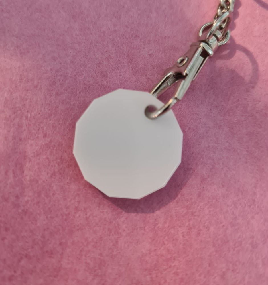 Trolley Tokens 12 Sided