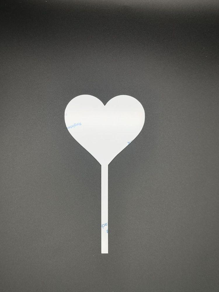 Heart Cake Paddles