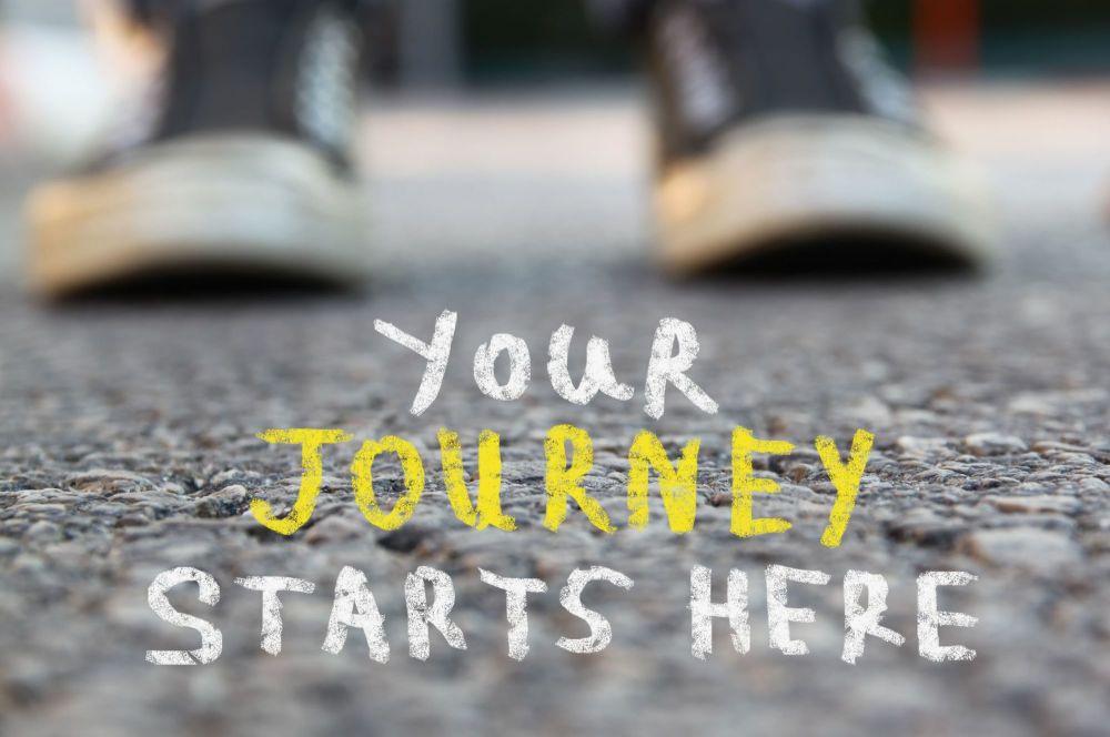 Journey starts here