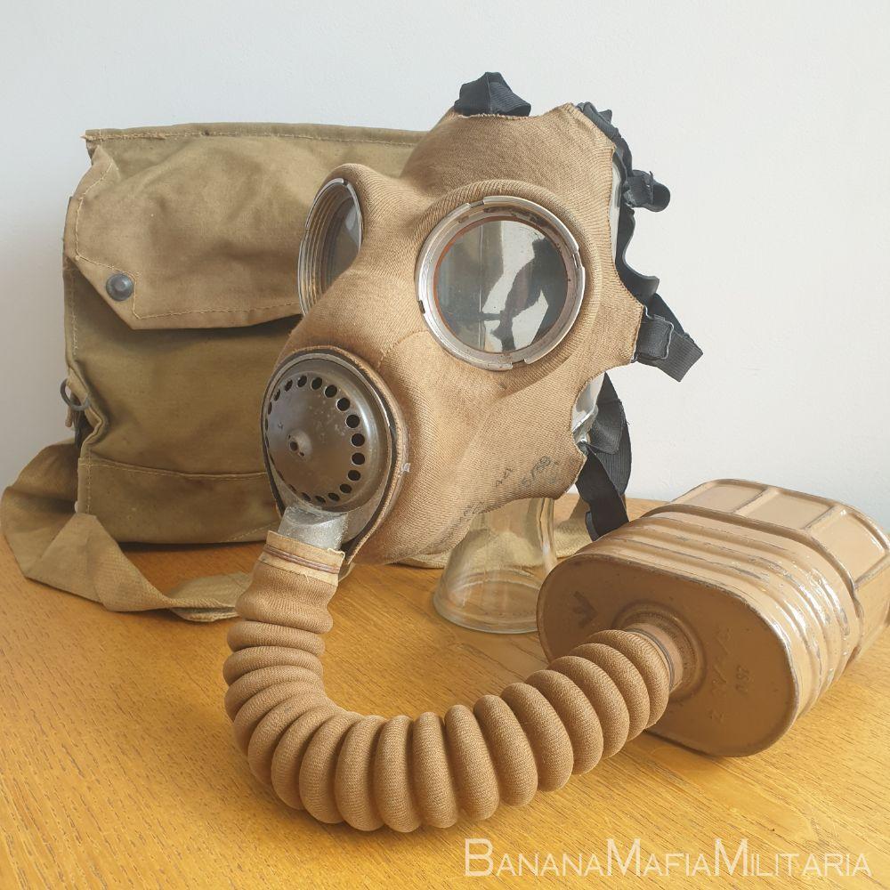 Gas Masks, Respirators & Accessories