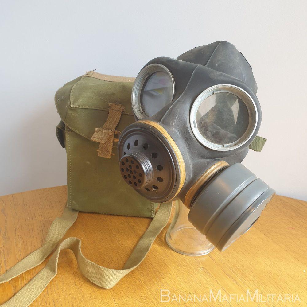 MK VI LIGHTWEIGHT RESPIRATOR GSR - British respirator Mark 6