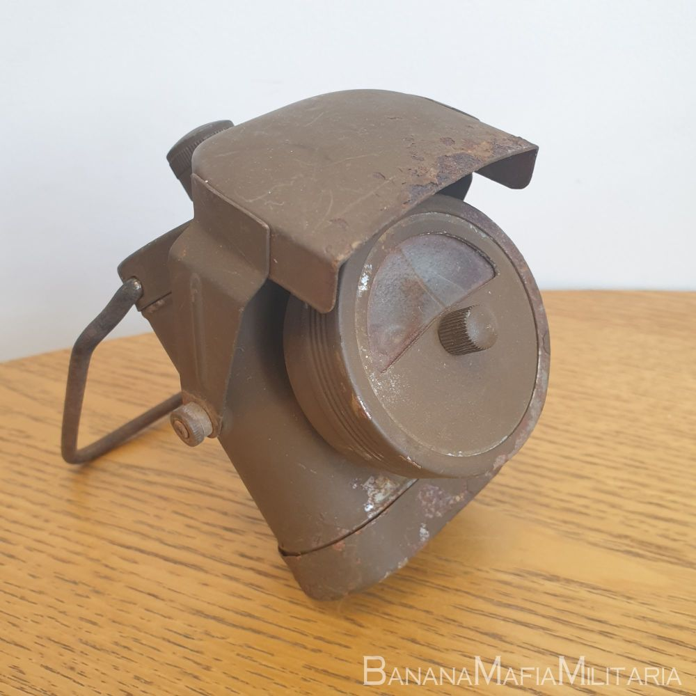 British WW2 Blackout Bicycle Lamp