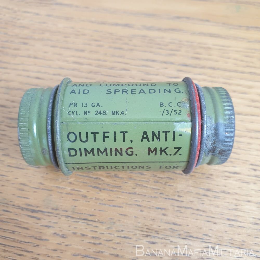 Outfit Anti-Dimming MKVII 1952