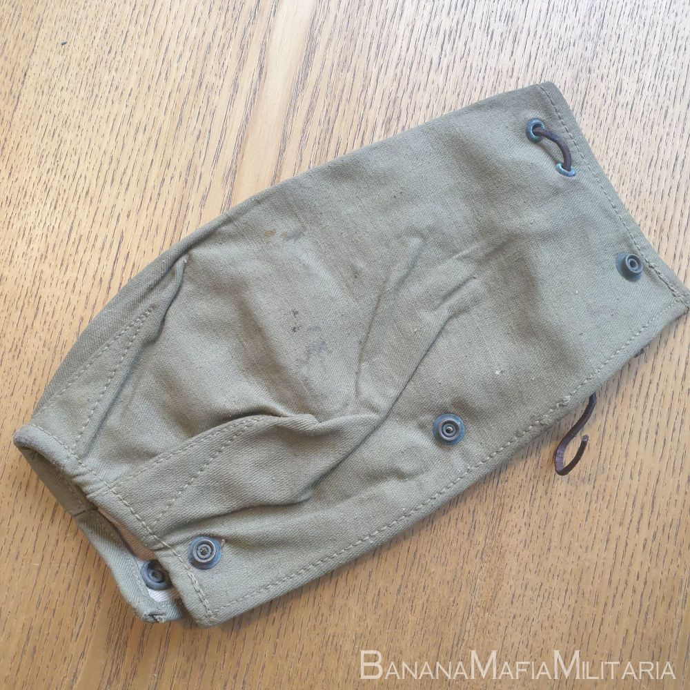 Genuine Lee Enfield 303 Canvas Breech Cover 1942 dated WW2 British Army