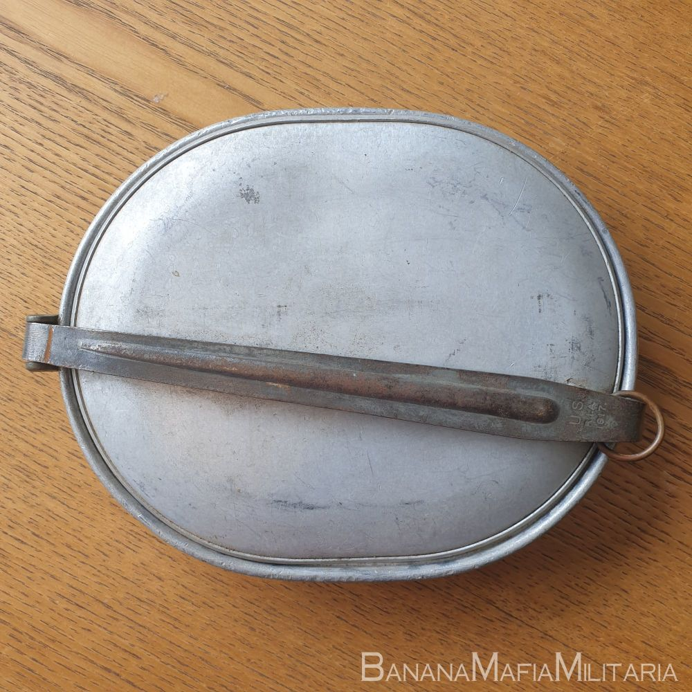 Us Army WW1 M1910 Mess tin. 1917 dated