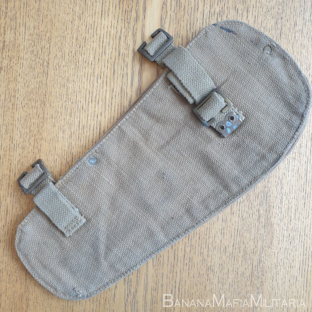 British Implement, entrenching, 37 Pattern carrier, cover 1944 Original WW