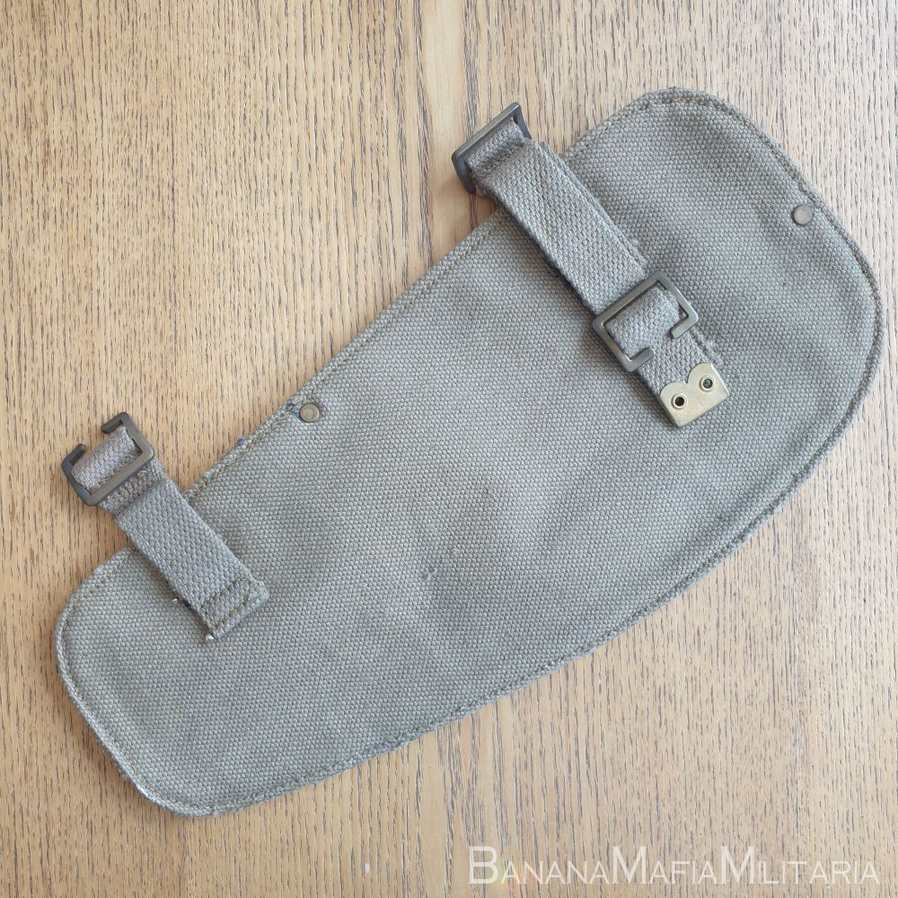 British Implement, entrenching, 37 Pattern carrier, cover Bagcraft Origina
