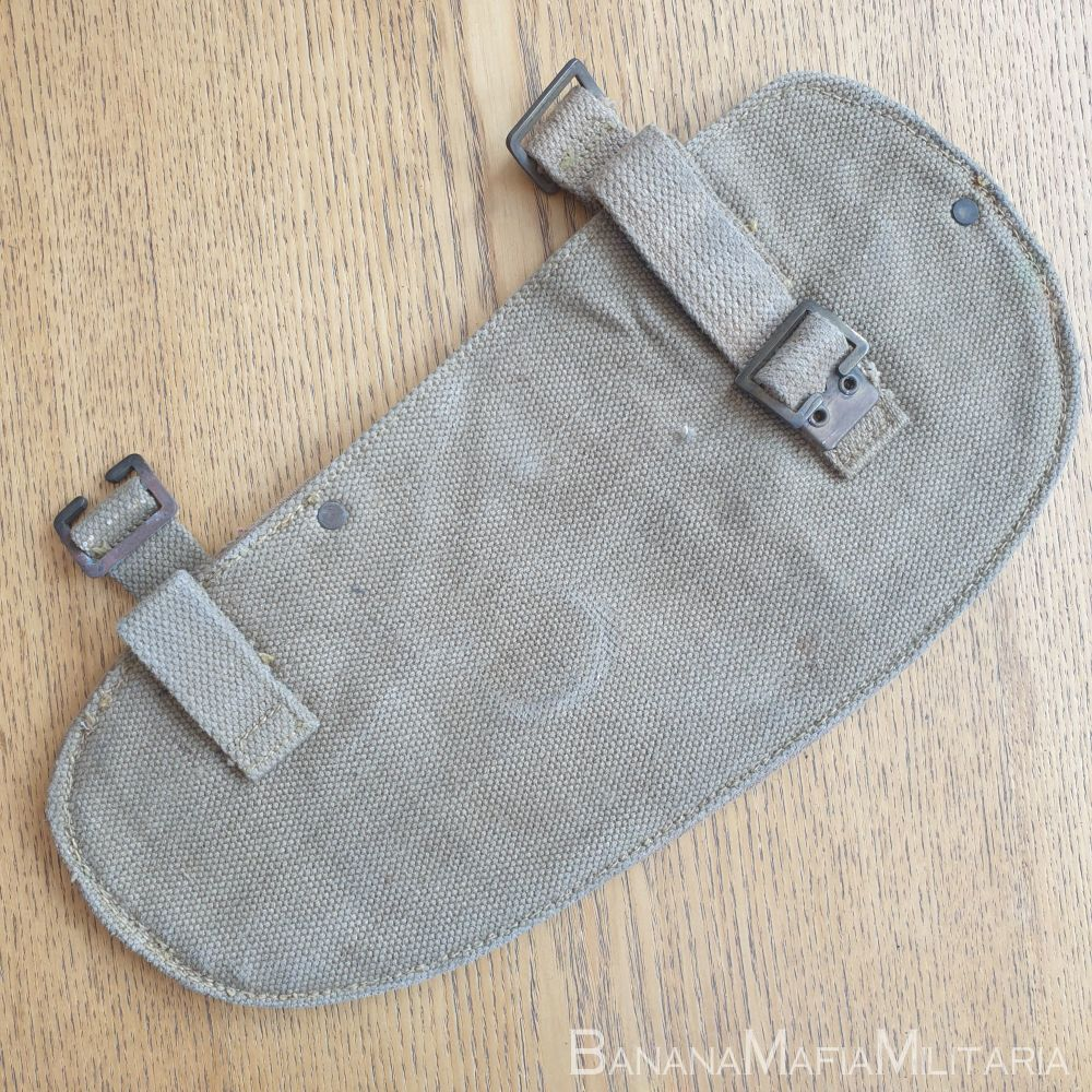 British Implement, entrenching, 37 Pattern carrier, cover 1944