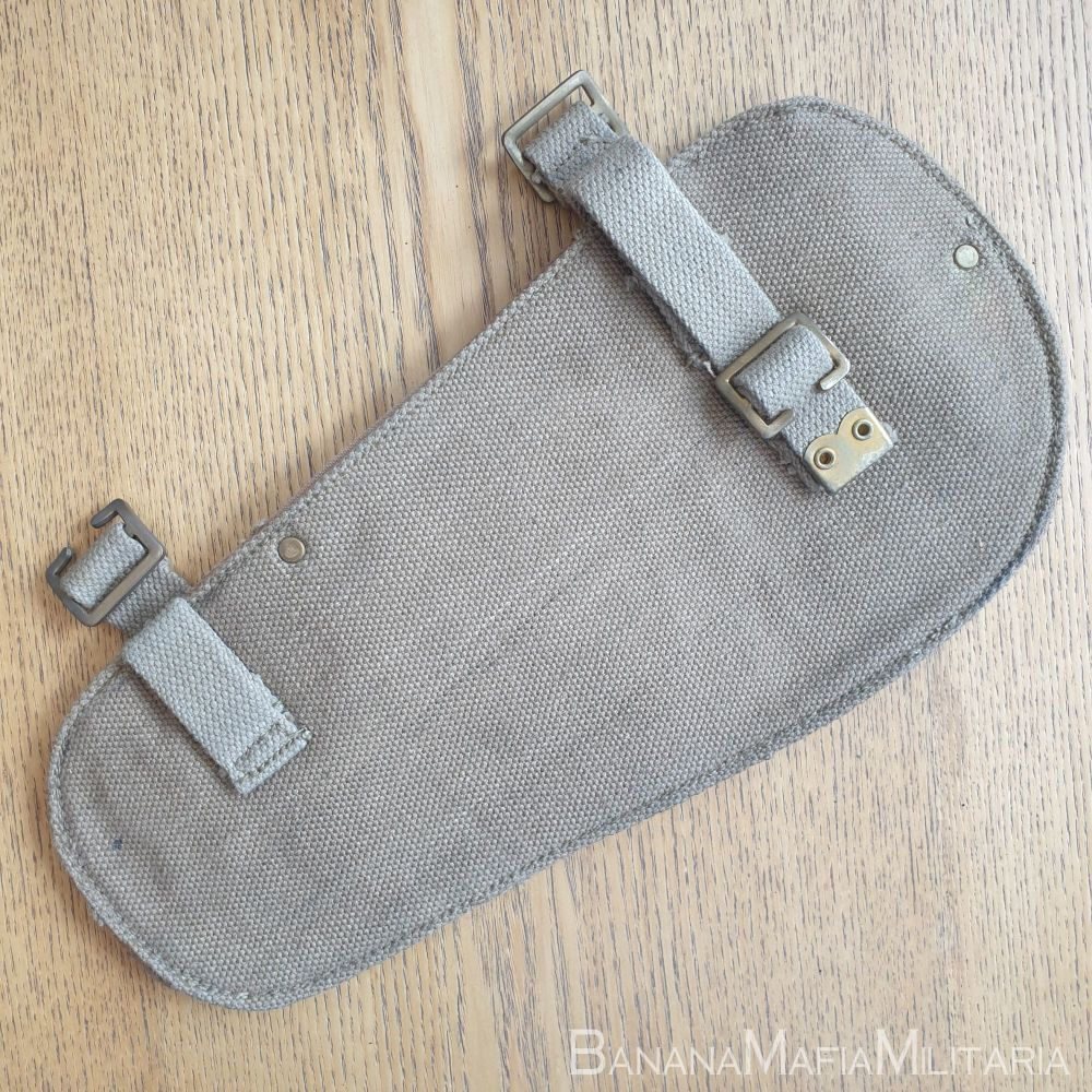 British Implement, entrenching, 37 Pattern carrier, cover 1943 PSS