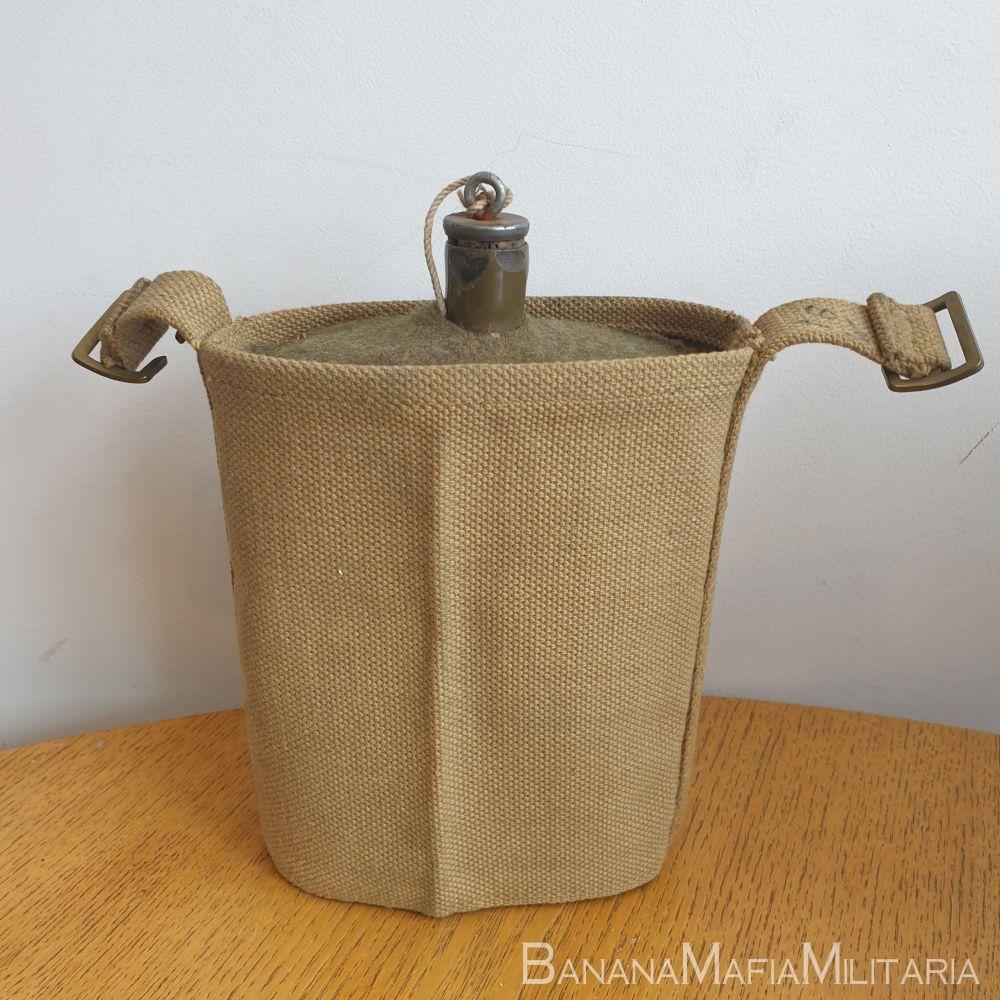 1937 patt '37 pattern webbing - Water bottle canteen and carrier