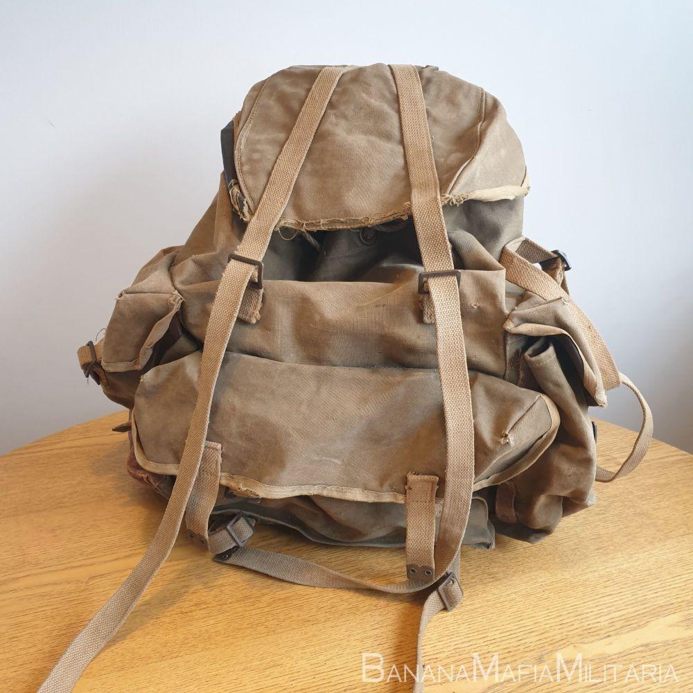 "WW2 british army ""Commando"" bergen Backpack"