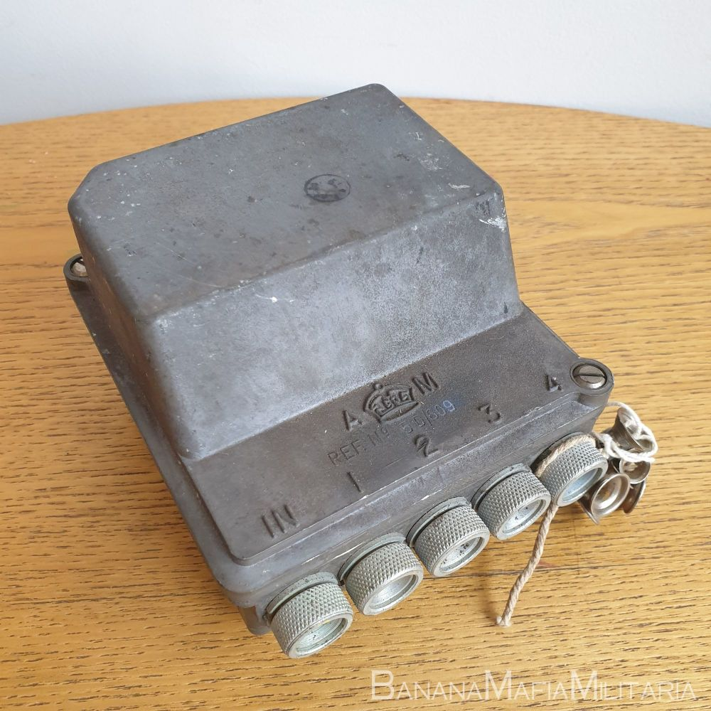 RAF heavy bomber armament Switch Auto Selector 5D/ 609