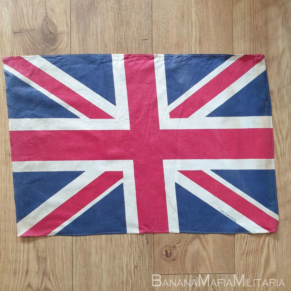 Beautiful WW2 Era Union Jack VE day Flag - Printed 62 x43 cm