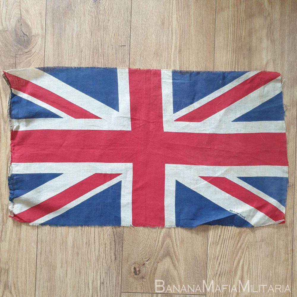 Beautiful WW2 Era Union Jack VE day Flag - Printed 62 x 35 cm