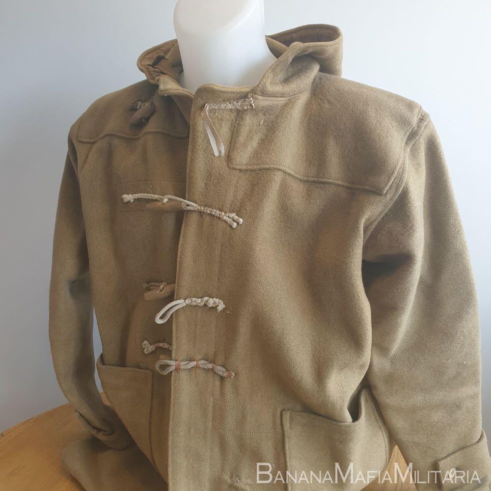 WW2 era Bitish  Royal Navy duffle coat