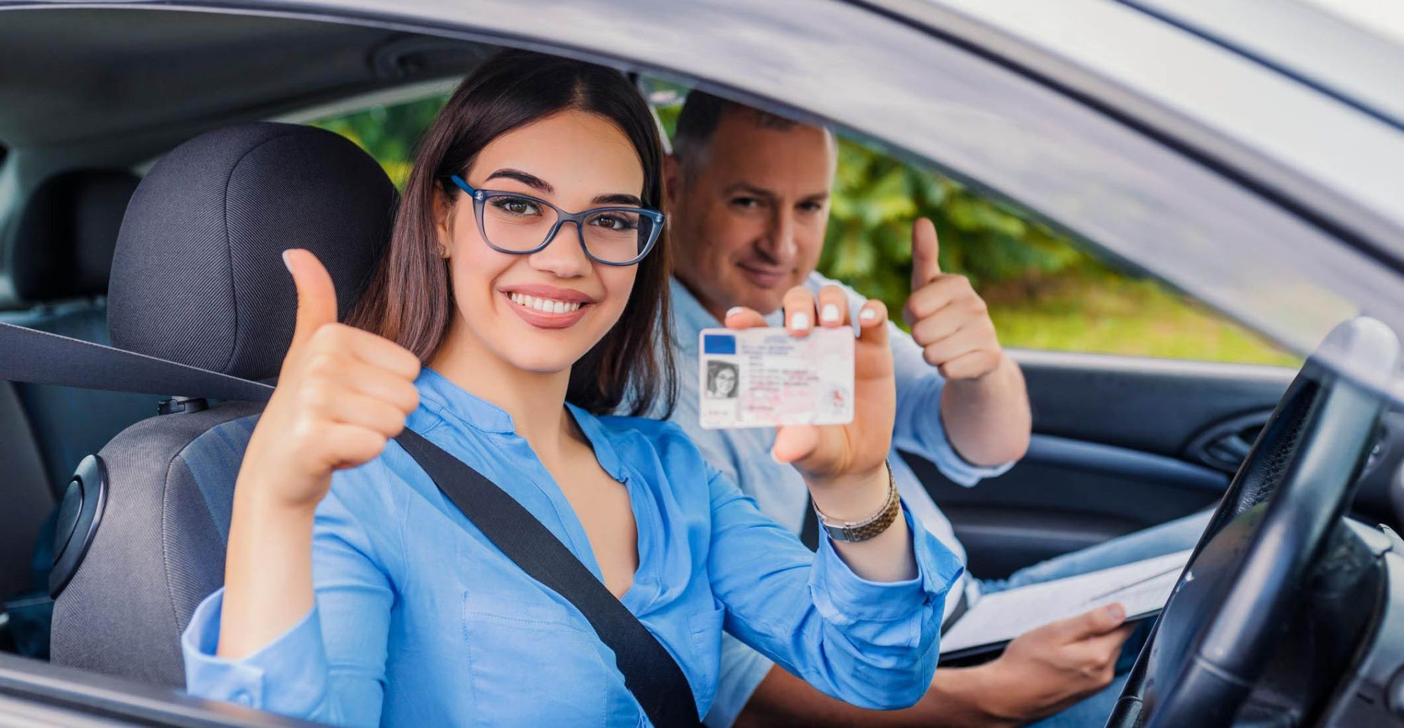 Intensive driving course Telford Shropshire