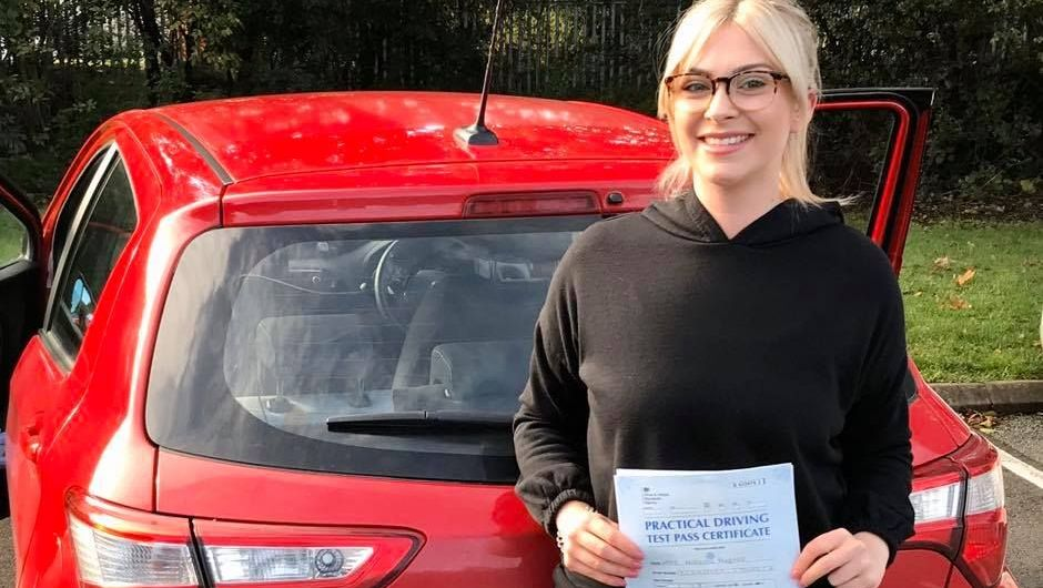 intensive driving course telford