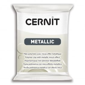 Metallic Pearl White