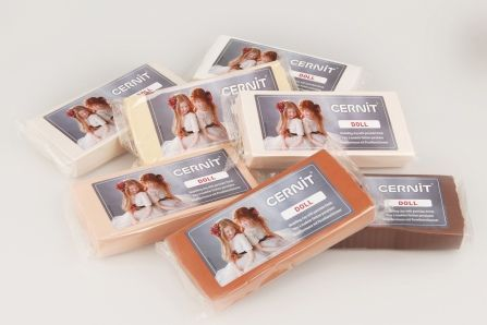Cernit doll collection 500g