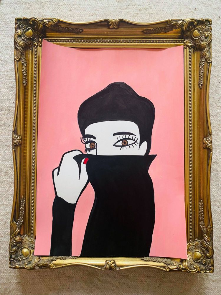 LIZA - pink limited edition