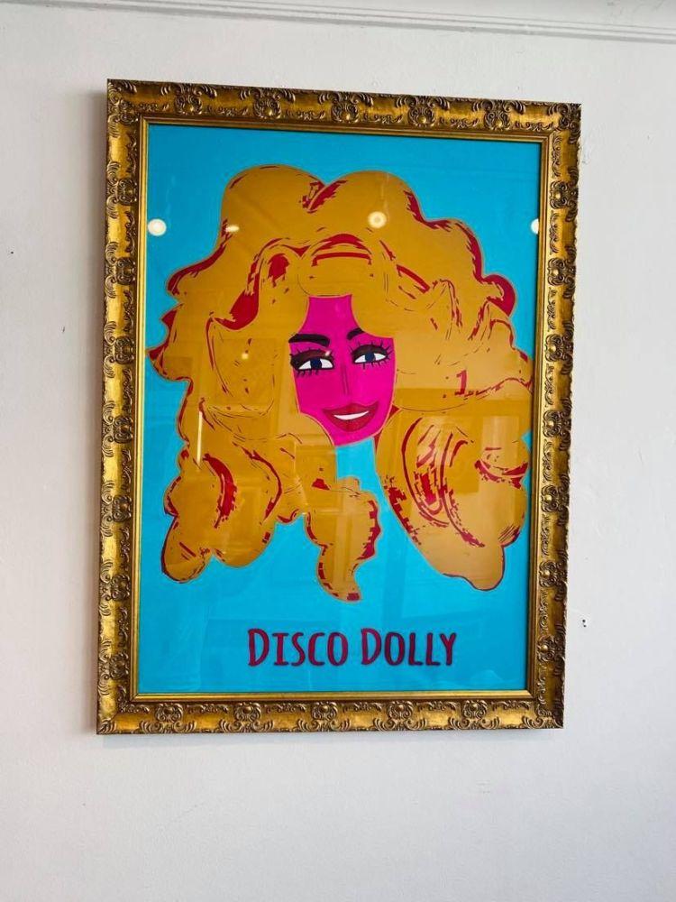ORIGINAL DISCO DOLLY