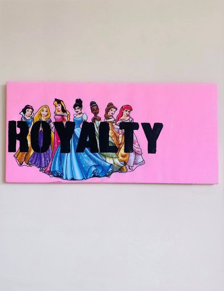 Royalty - limited edition