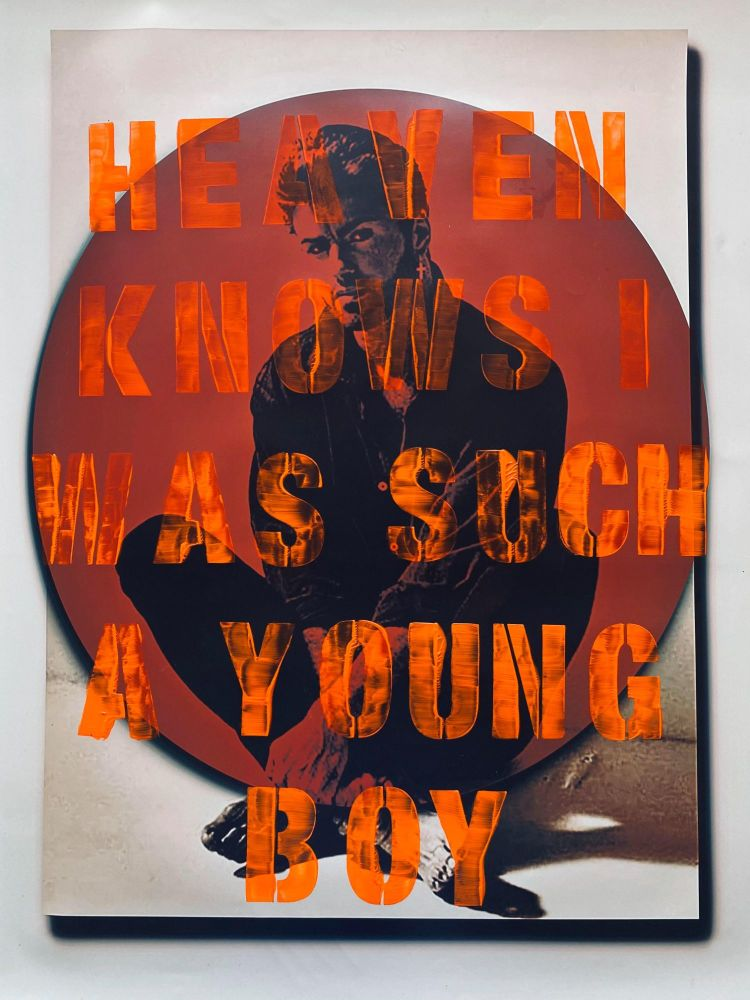 HEAVEN KNOWS I WAS SUCH A YOUNG BOY - LIMITED EDITION