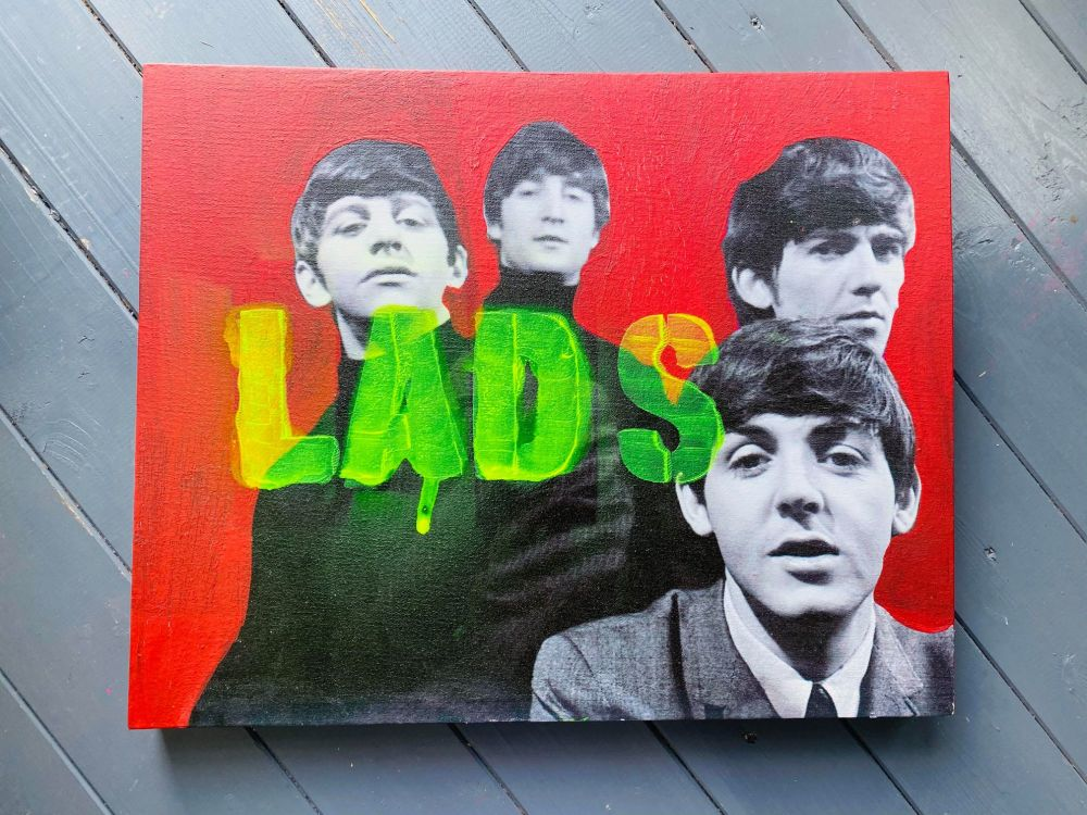 LADS - limited edition